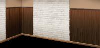 咖啡馆墙壁
